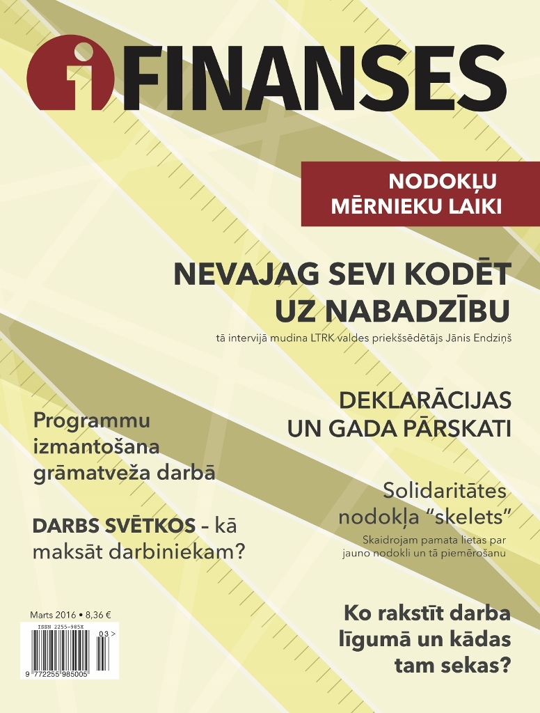 iFinanses marts 2016