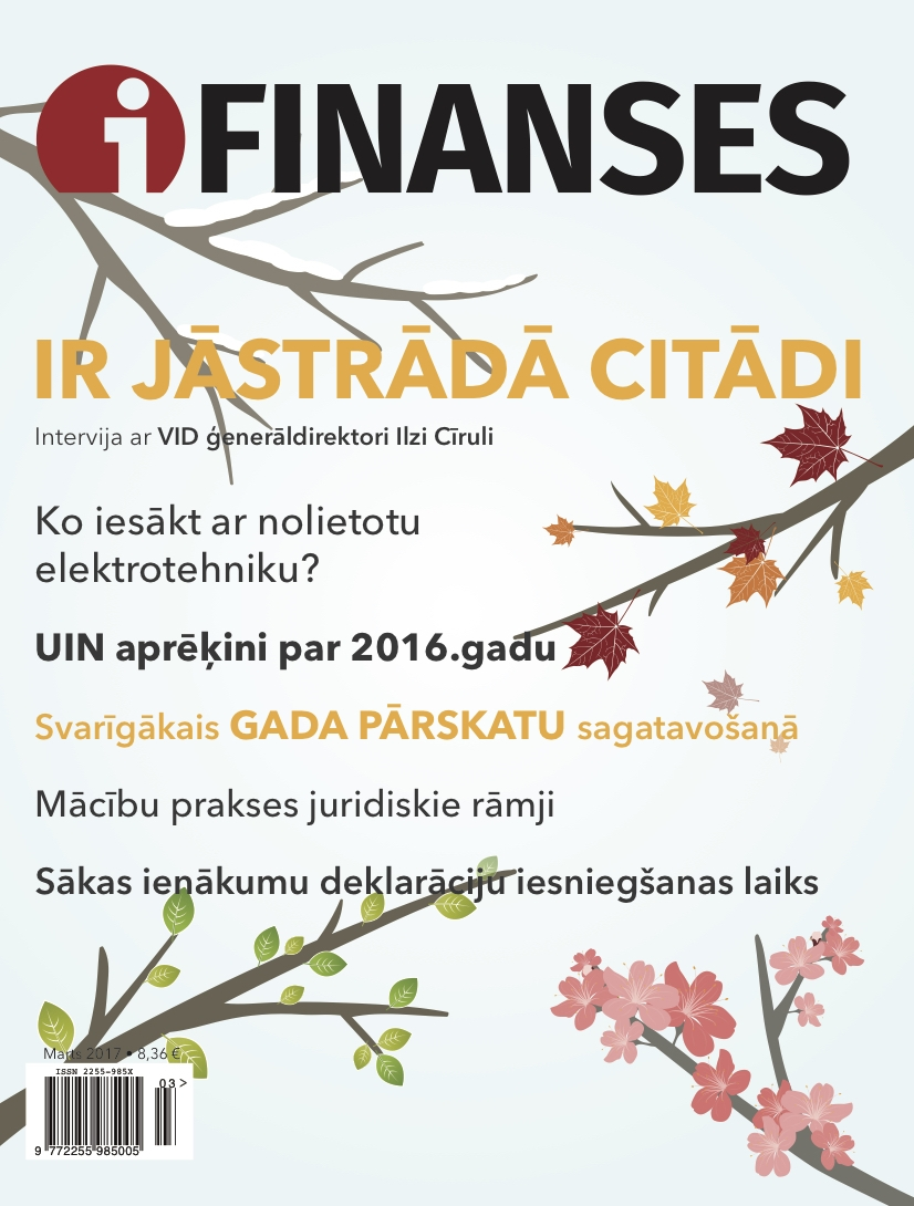 iFinanses marts 2017
